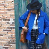 On commence ce week-end automnal avec un look femme autour de notre veste en coloris bleu roi. à lundi ! :) . . . . . . #lavestedejacques #vestedetravail #bleudetravail #workwear #workwearstyle #workwearjacket #veste #vesteworker #workerjacket #bleudechauffe #fullblue #vintage #vintageworkwear #bluejacket #outfit #outfitoftheday #ootd #fashion #fashionstyle #blue #bleu #veste #vestefemme #womenworkwear #womenstyle #lookdujour #lookdujourbonjour #casualoutfit
